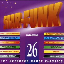 V.A. - Star Funk Vol.26 - Complete CD