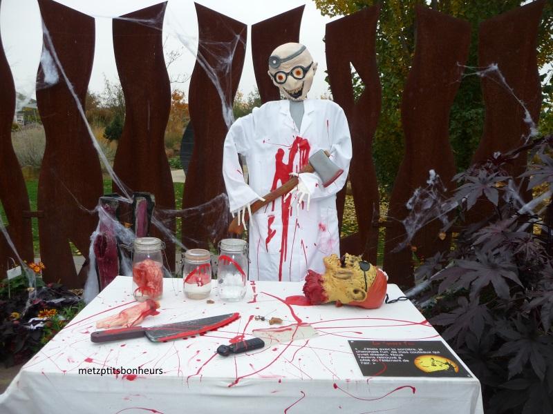 ...un peu d'Halloween, ça vous dit?