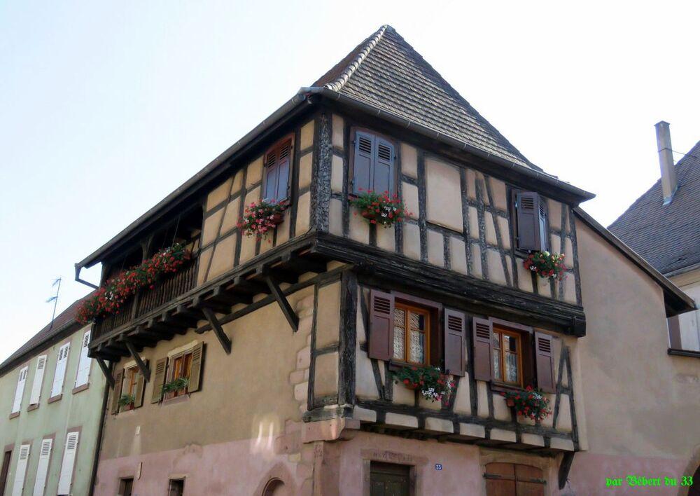 Bergheim en Alsace