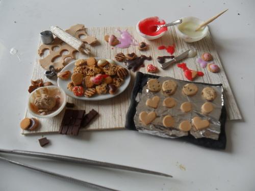 Nouvelle miniature : l'atelier biscuits :)