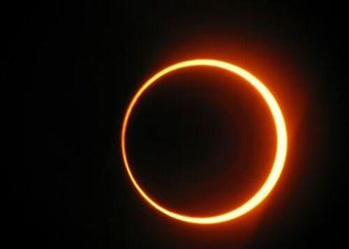 Eclipse annulaire ce jeudi