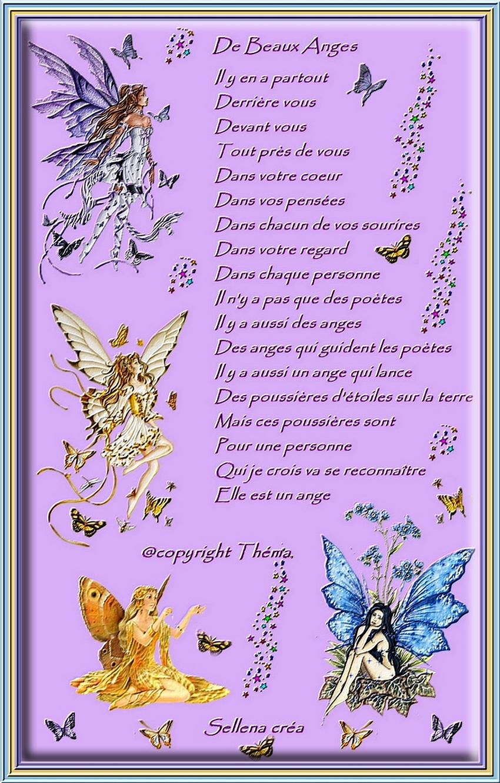 232 - De beaux anges