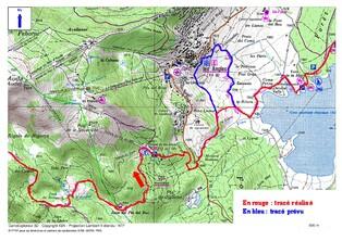Tour du Capcir - Etape 4 Les Bones Hores aux Bouillouses - Matemale