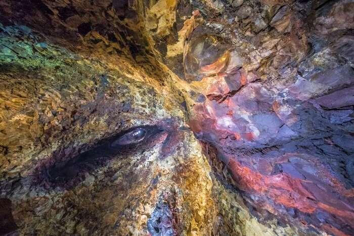 Islande, descente au cœur du volcan Thrihnukagigur