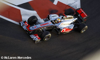 EL3 - Hamilton confirme face aux pilotes Red Bull
