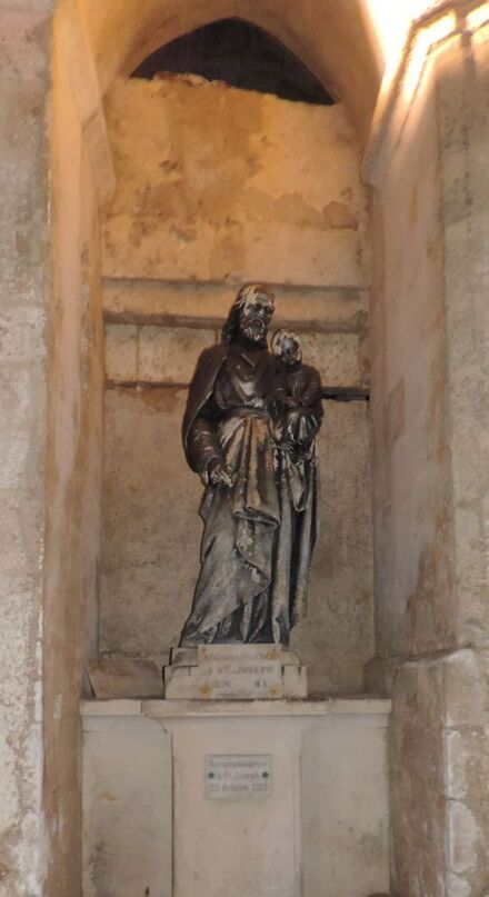Visite de Saintes - 17