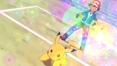 Pokémon XY épisode 05 en VOSTFR Preview