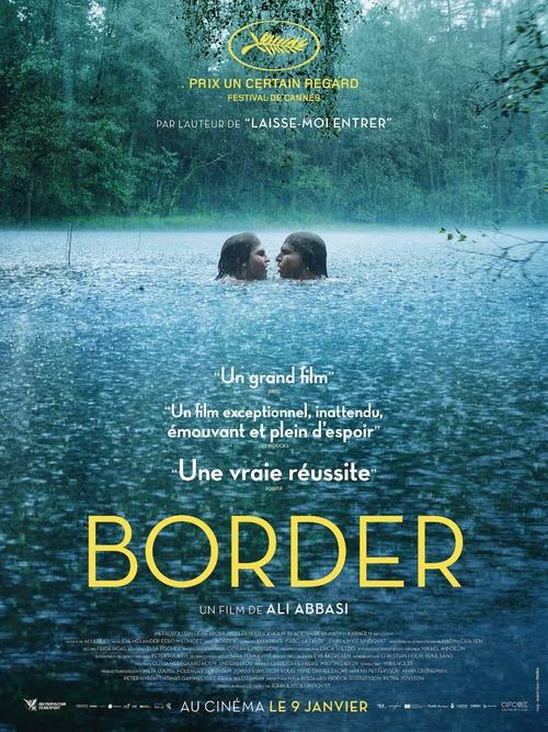 [Extrait] BORDER, Prix Un Certain Regard au dernier Festival de Cannes ! Le 9 janvier 2019 au cinéma