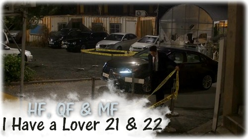 Sortie : I Have A Lover 21 & 22