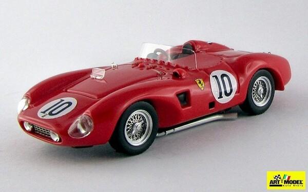 Le Mans 1956 Abandons I