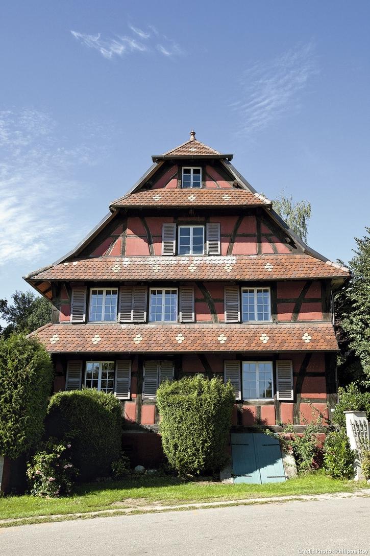 Vaste demeure de Suarce