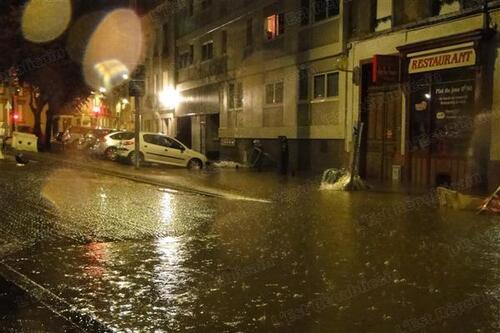 Inondations à Nancy : 1 an déjà !