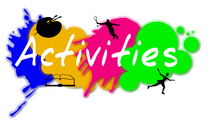 activities flashcards on Tinycards