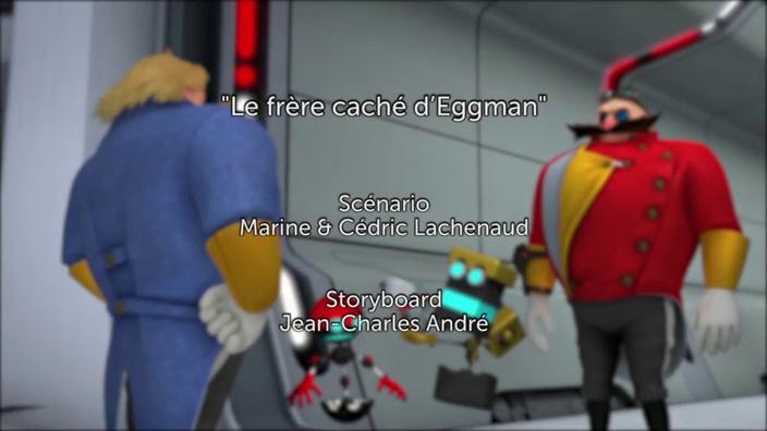 Sonic Boom - 2x19 - Le frère caché d'Eggman