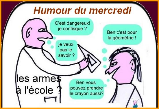 Humour du mercredi
