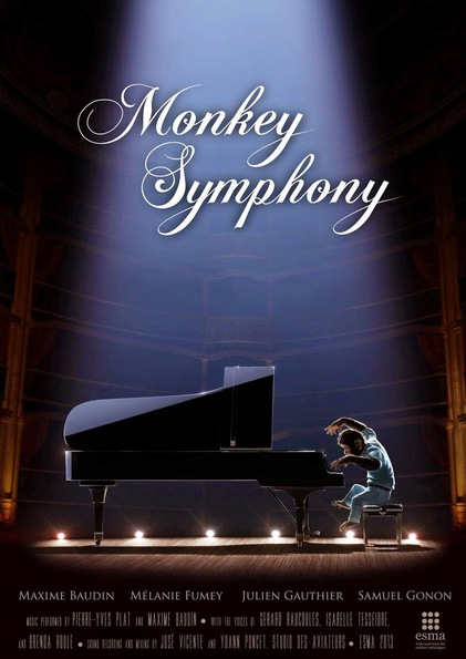 * ANIMATION * Monkey Symphony