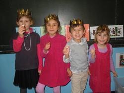 Les rois et les reines 2014