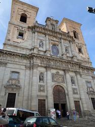 Tolede - Eglise Ildefonso