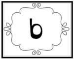 Son b