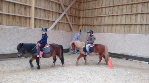 Classes nature et poney