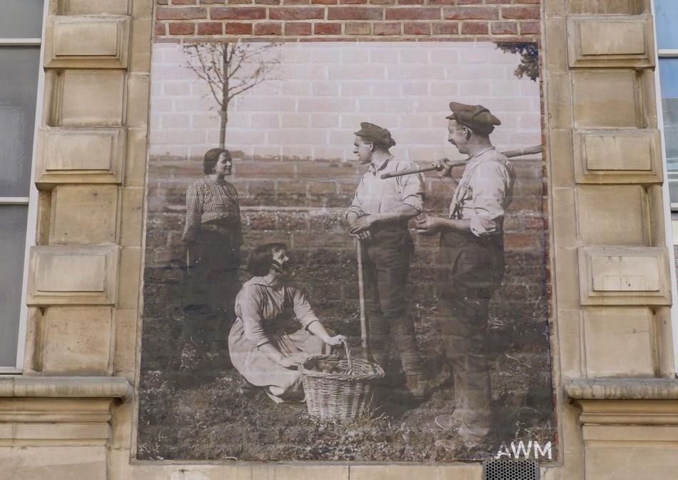 L'Anzac Day à Amiens