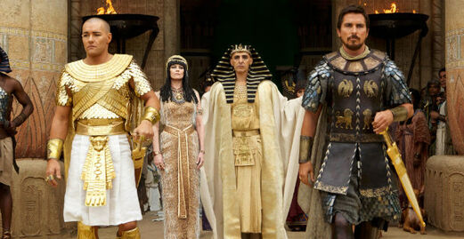 Exodus: Gods and Kings de Ridley Scott (24 Décembre 2014)