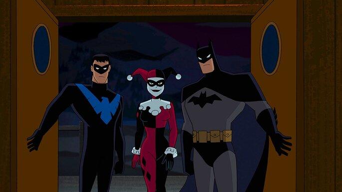[UHD Blu-ray] Batman et Harley Quinn