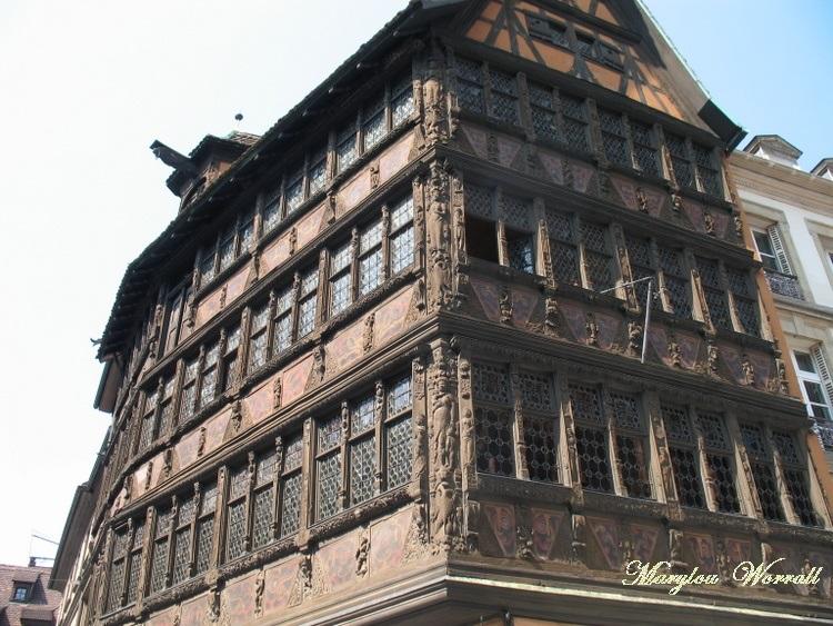 Strasbourg (67) : Maison Kammerzell
