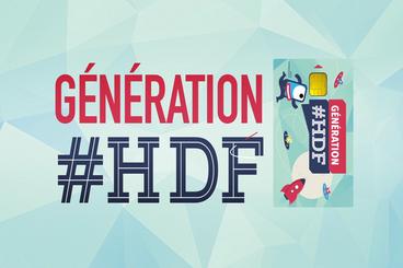 carte Génération #HDF