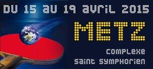 Open Juniors et Cadets de France - du 15 au 19 avril 2015