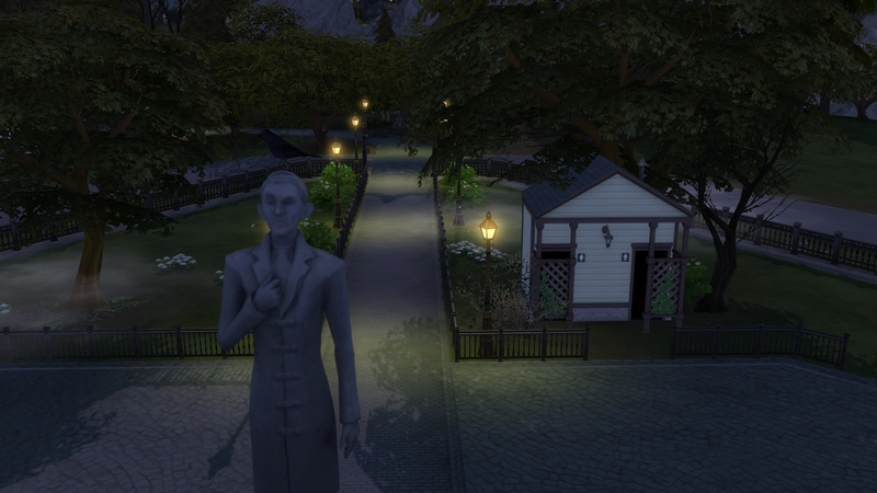 Semaine 1 (2) - Quartier Forgotten Hollow - Foyer Vatore