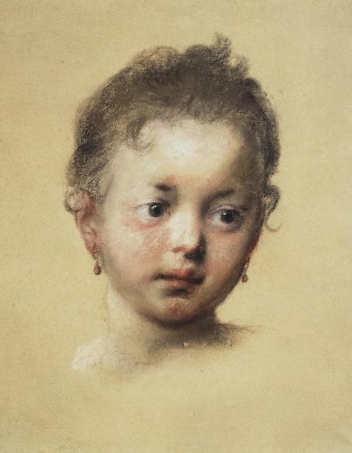 Итальянский художник Rosalba Carriera (1675-1757) (140 работ)