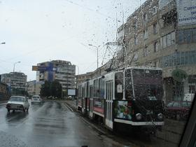 Roumanie, Oradéa (sous la pluie!!)