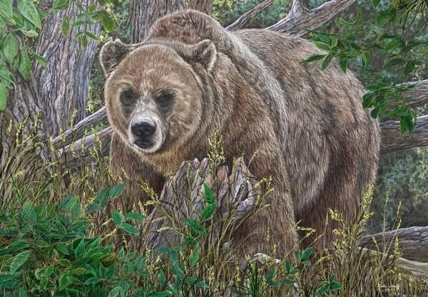 Peinture de : Martin Wilneff