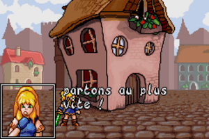 Lady Sia - Chapitre 3 - La ville: Merrion