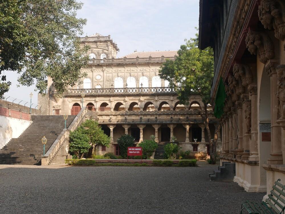 Gondal - Gujarat - Inde - le palais de Naulakha