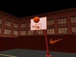 Terrain de basket exterieur