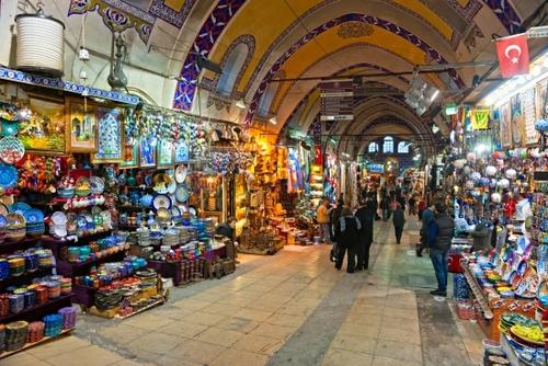 Patrimoine mondial de l'Unesco : Les zones historiques d'Istanbul -Turquie- 2eme partie