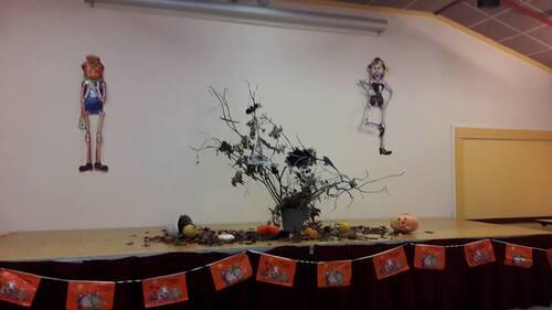 La soirée Halloween 2016