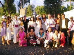 Défilé de Lalassou à la Réunion