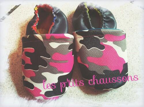 Les nouveaux p'tits chaussons