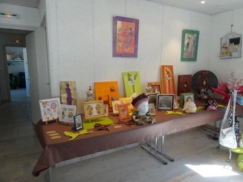 L'exposition annuelle de l'OTPC d'Aignay le Duc...