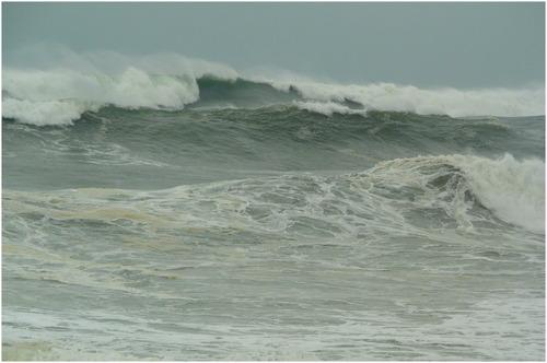 Des dunes et des vagues
