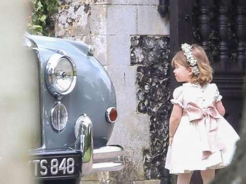 Le mariage de Pippa Middleton et de James Matthews