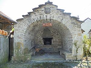 Brens ( four de Champtel )