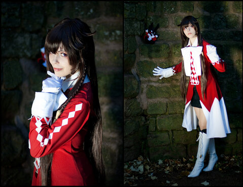 Pandora Hearts - Alice II by Calssara