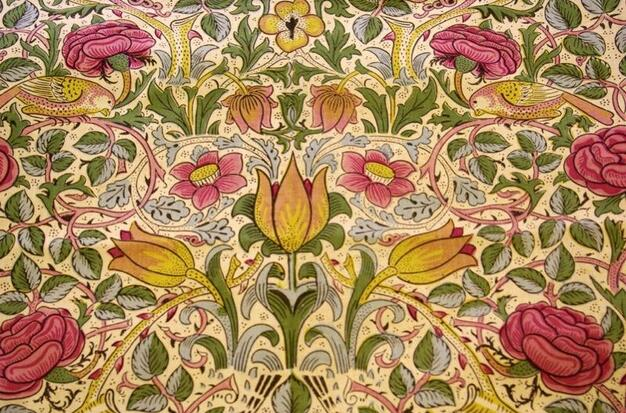 William MORRIS, un univers Arts and Crafts