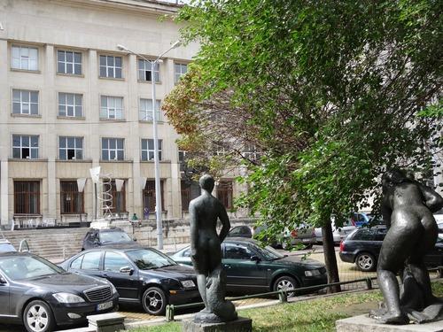 Sofia: l'église de Boyana et la statuaire du jardin de l'Indépendance (photos)