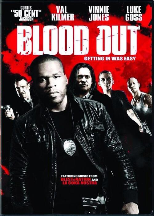 "Bonsoir a l'honneur : "" Blood Out """