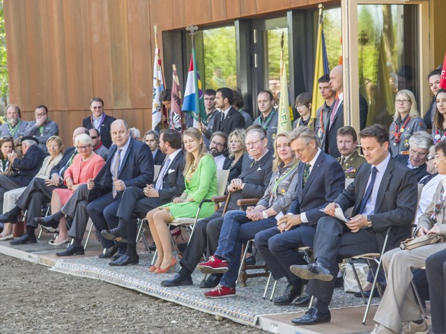 Inauguration du Home FNEL Grand-Duc Jean